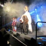 Nostot olivat mukana myös Nordic Night -esityksessä