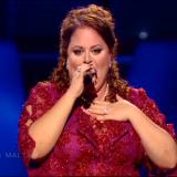 """Maltan Chiara viihtyy Eurovisio-maailmassa. Hän edusti maataan kolmannen kerran vuonna 2009 kappaleella """"What if we""""."""