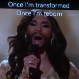 sing along conchita